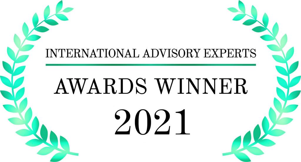 IAE Awards logo 2021